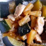 Zucchini and Chicken Stir Fry