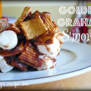 Golden Graham S'mores