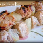 Greek Souvlaki aka Pork Shish-Kabobs