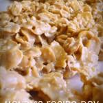 Peanut Butter Cornflakes