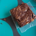 Snickers Brownies {Guest Post}
