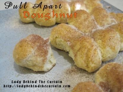 Pull Apart Doughnut