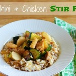 Recipe Re-Do: Zucchini and Chicken Stir Fry