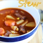 Steak Stew