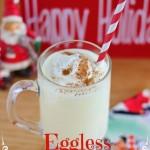 Eggless Eggnog