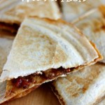 Beefy Quesadillas with a Kick