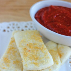 Copycat Little Caesar's Breadsticks