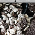 Cookies N' Cream Muddy Buddies