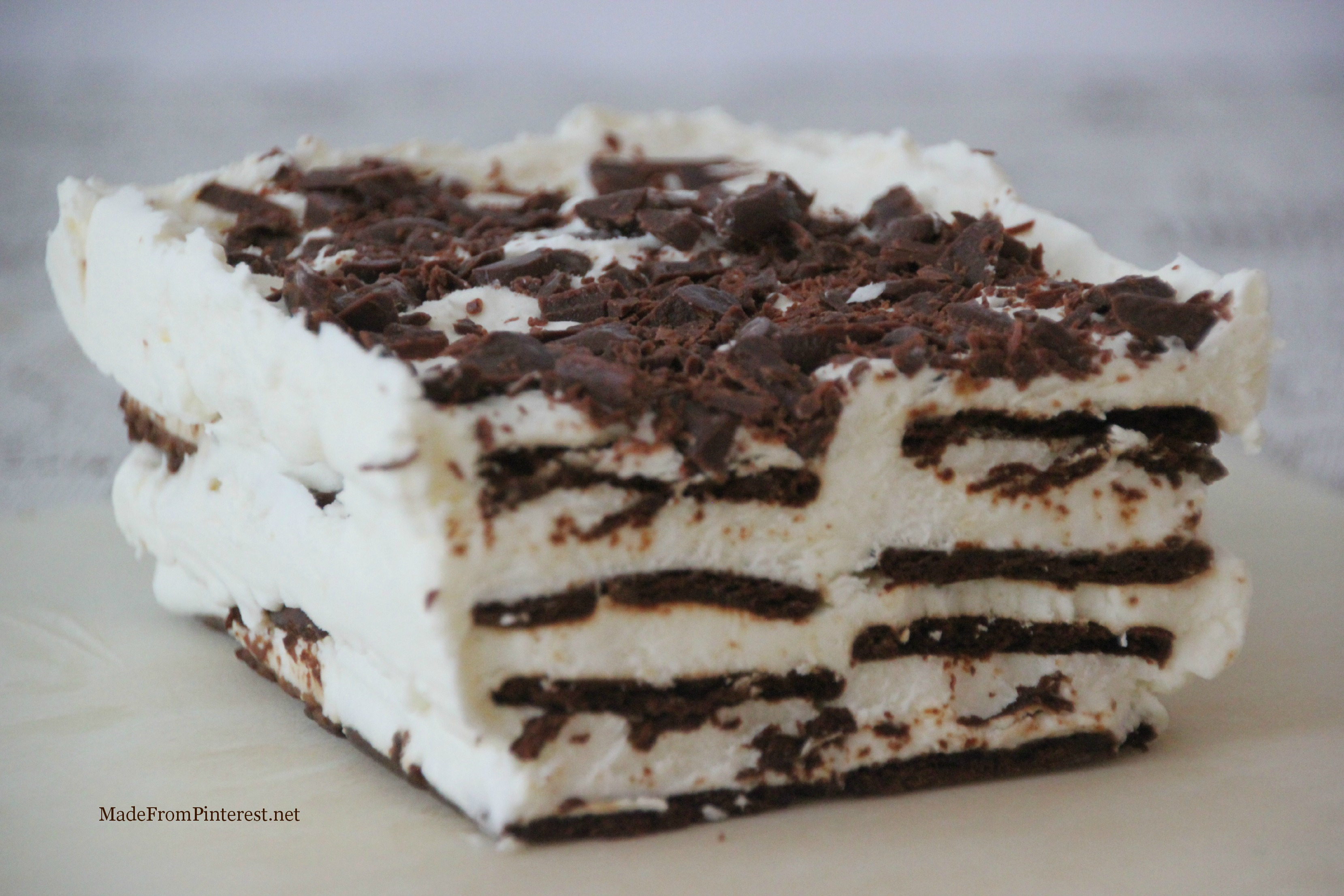 Real Simple Ice Cream Sandwich Cake Recipe