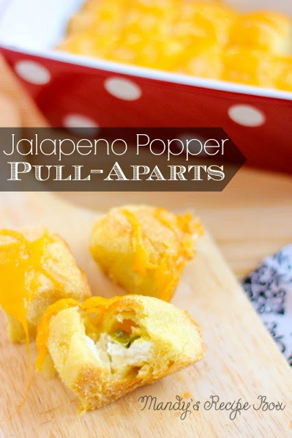 Jalapeno Popper Pull-Aparts
