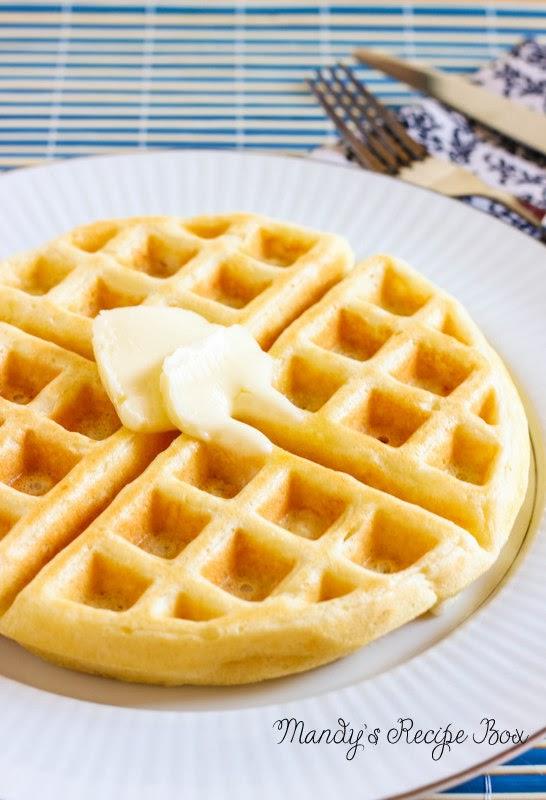 Favorite Waffles