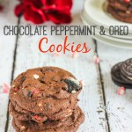 Chocolate Peppermint & Oreo Cookies