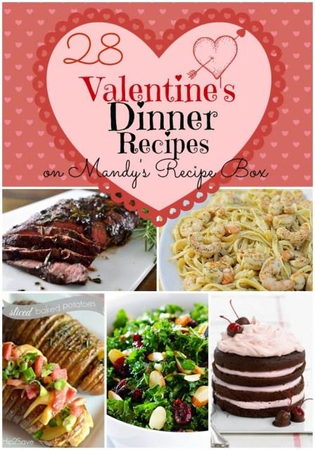 Valentines dinner menu mandy 39 s recipe box for Romantic valentine dinner menu ideas