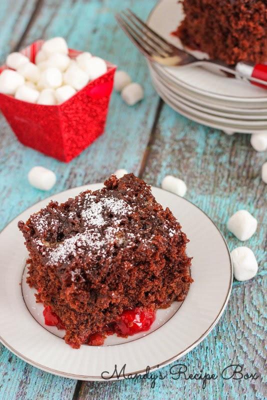 Cake Mix Cherry Pie Filling Marshmallows