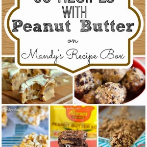 50 Recipes With Peanut Butter