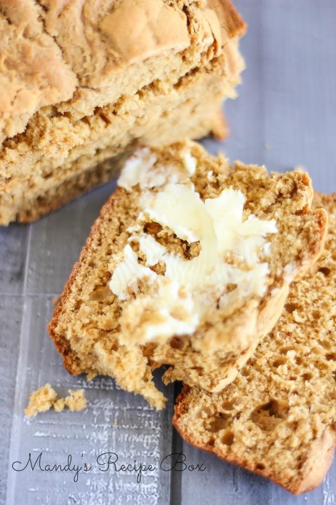 No-Rise Whole Wheat Bread | Mandy's Recipe Box