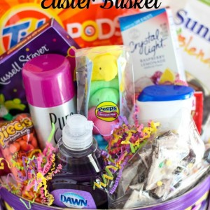 College Student Easter Basket
