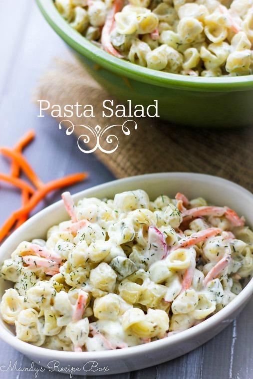 Pasta Salad | Mandy's Recipe Box