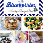 50+ Recipes with Blueberries