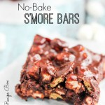 No-Bake S'more Bars