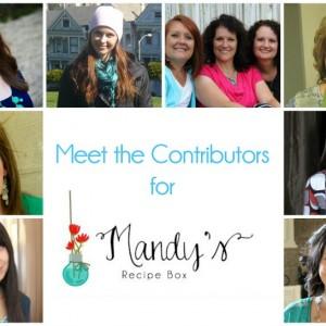 Meet My Contributors