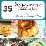 35 Recipes Using a Pudding Mix