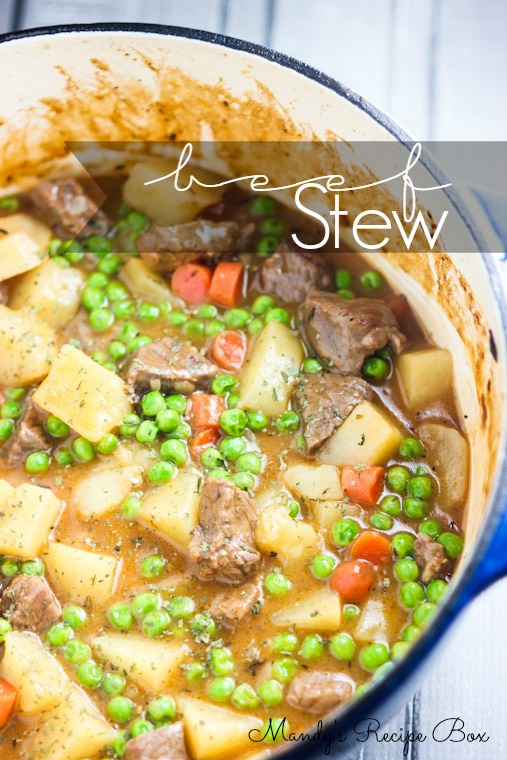 Beef Stew Mandy 39 S Recipe Box