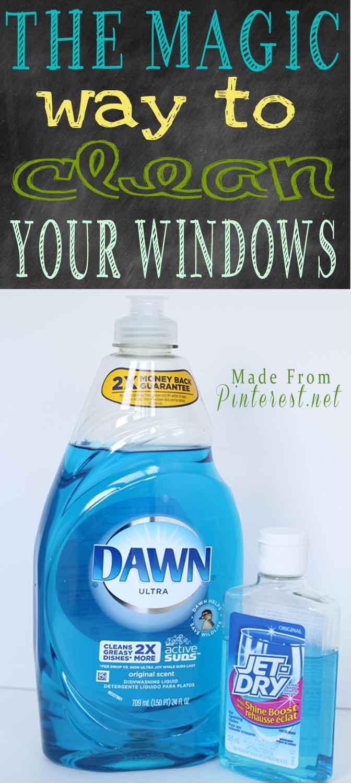 Magic-Window-Cleaner