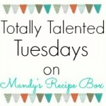 Totally Talented Tuesdays #7