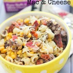 Loaded Mac and Cheese