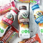 Get Your Protein On with V8 Protein