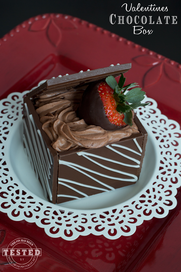 Valentines Chocolate Box Mandy S Recipe Box