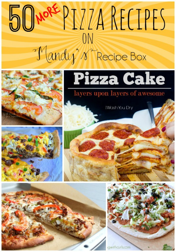 50 More Pizza Recipes