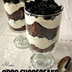 Oreo Cheesecake Trifles