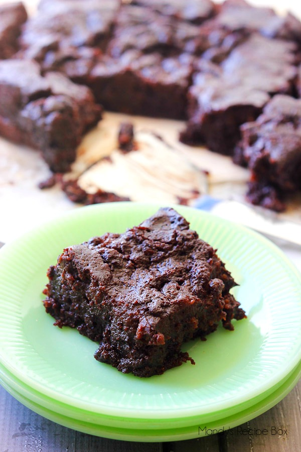 Hot Fudge Brownies.. A Slow Cooker Recipe