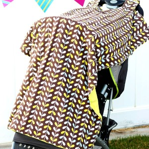 Little One Stroller Covers Giveaway