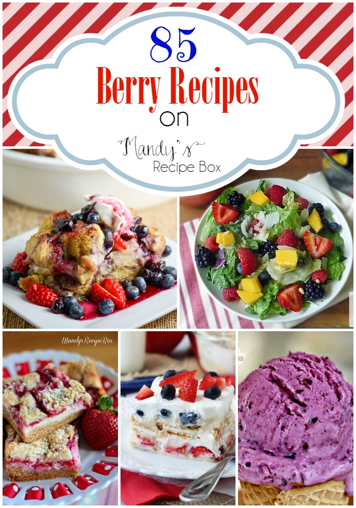 85 Berry Recipes