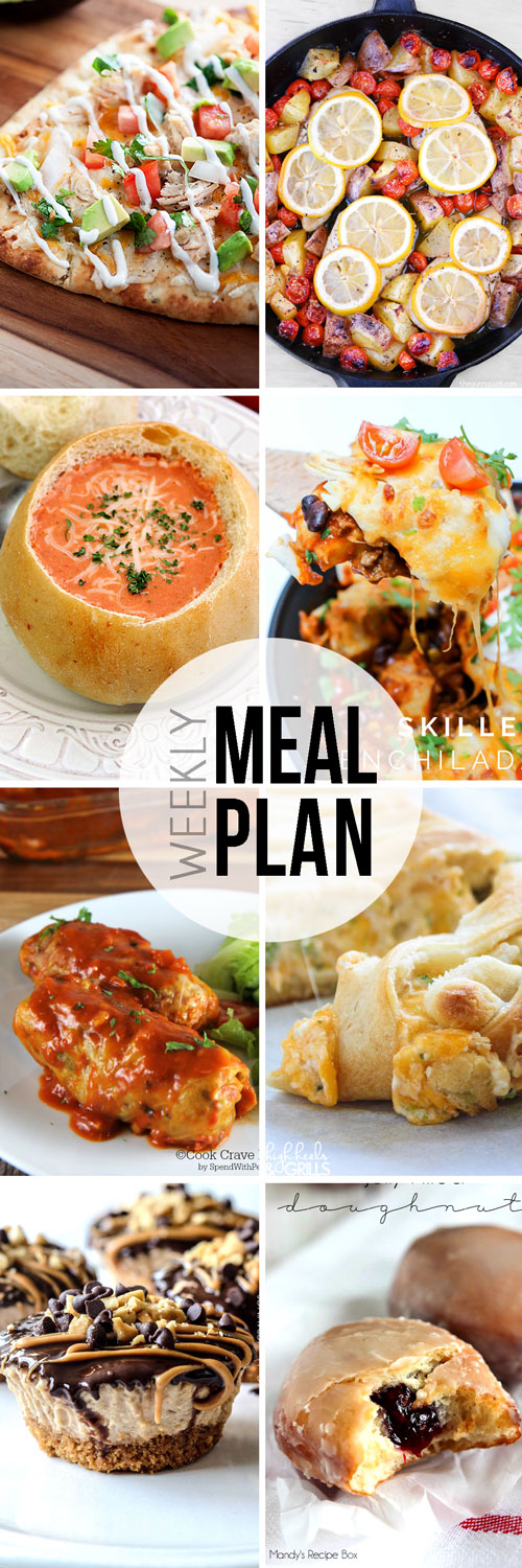 Easy Meal Plan Sunday #10.