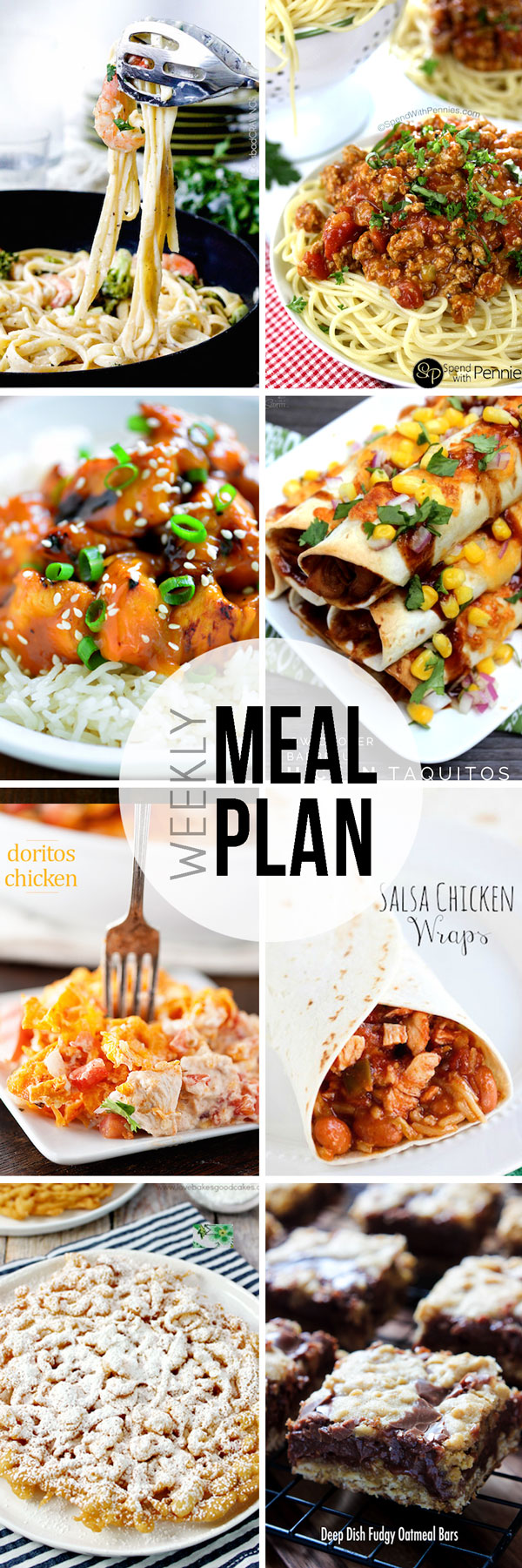 Easy Meal Plan #7.