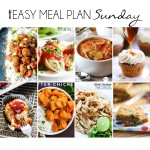 Easy Meal Plan Sunday #18