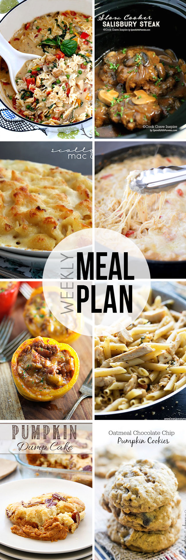 Easy Meal Plan Sunday #15