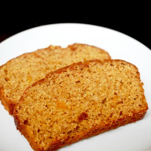 Spiced Butternut Squash Bread
