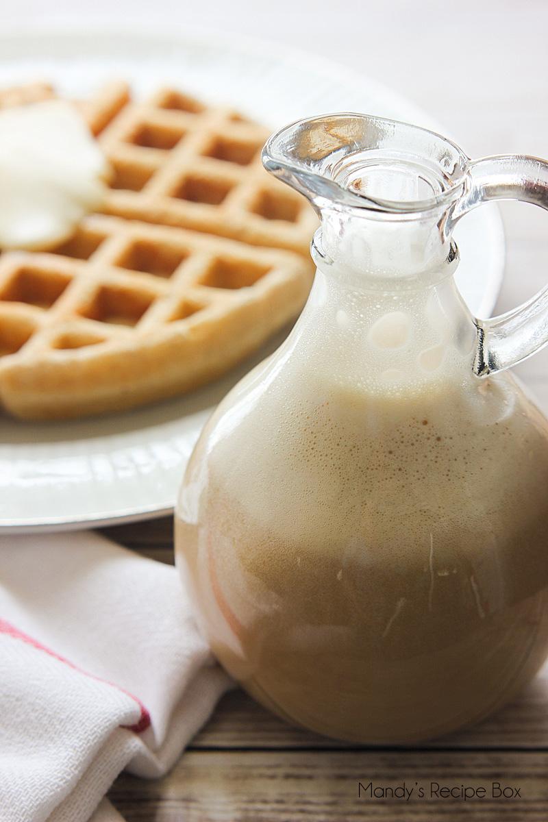Caramel Cream Sauce