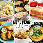 Easy Meal Plan Sunday #30