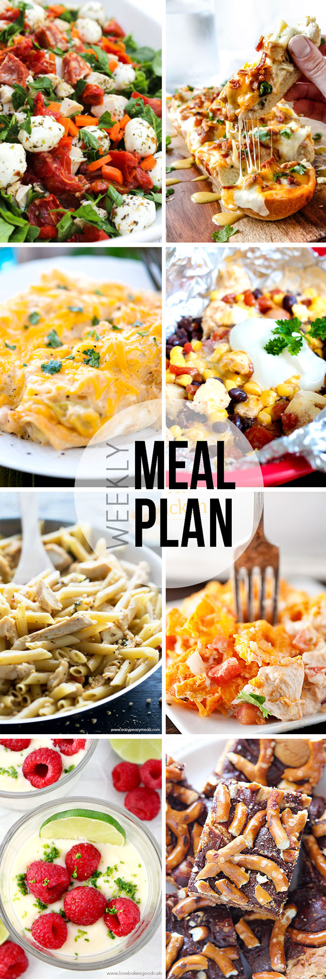 Easy Meal Plan Sunday #32