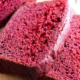 Red Velvet Banana Bread Mandy S Recipe Box