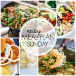 Easy Meal Plan Sunday #42