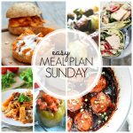Easy Meal Plan Sunday #49