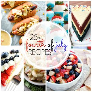 25+ 4th of July Recipes
