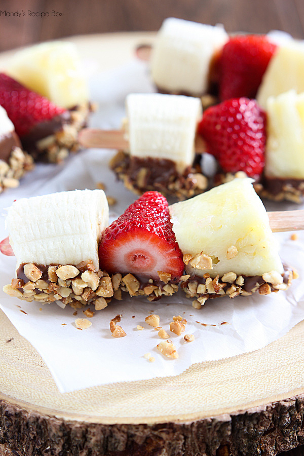 Banana Split Treats
